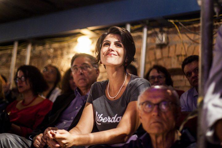 """Manuela D'Ávila: """"La desigualdad en Brasil se estructura a partir de género y raza"""""""