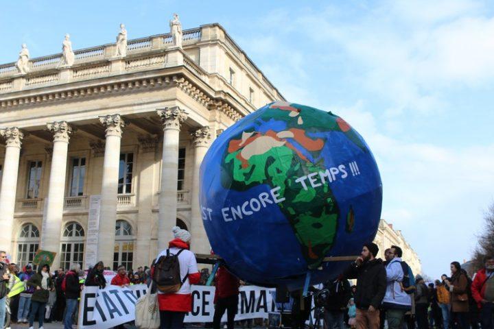 [Reportage photo] Marche pour le Climat à Bordeaux