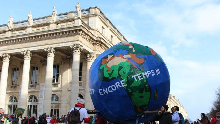 Marche pour le Climat à Bordeaux1