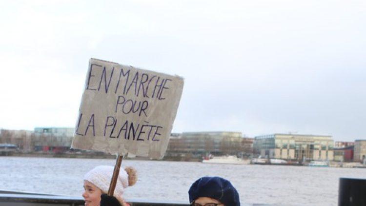 Marche pour le Climat à Bordeaux12