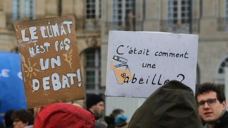 Marche pour le Climat à Bordeaux20