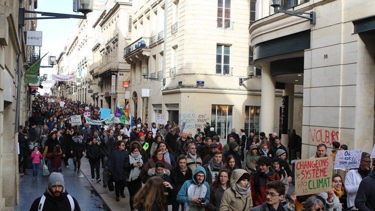 Marche pour le Climat à Bordeaux4