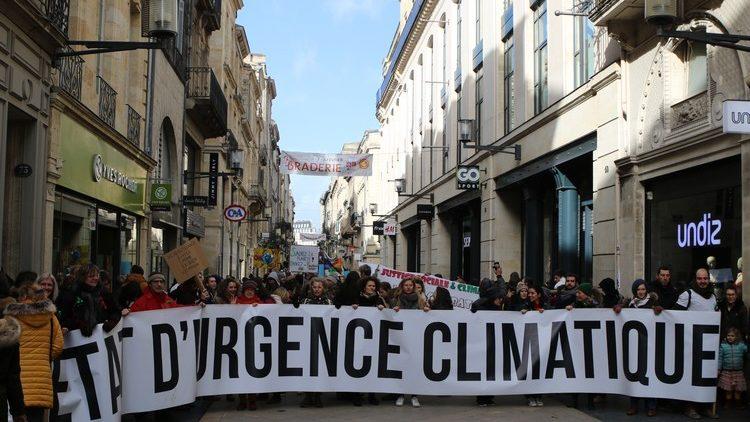 Marche pour le Climat à Bordeaux5