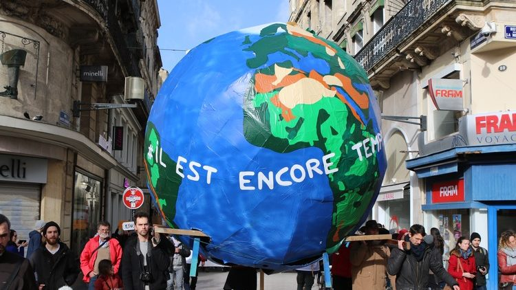 Marche pour le Climat à Bordeaux8