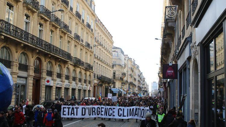Marche pour le Climat à Bordeaux9