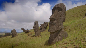 Planet Earth's Dubious Future: A Massive Easter Island in the Making