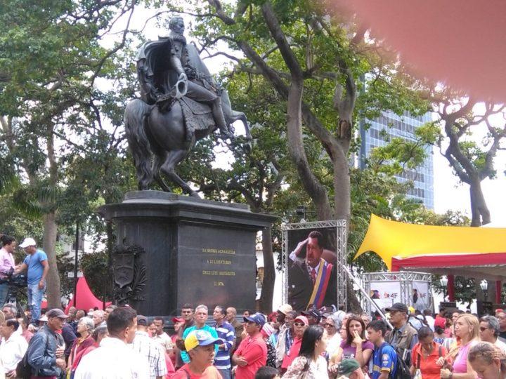 Venezuela, une nation assiégée