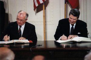 L'affossamento Usa del Trattato Inf e le complicità europee