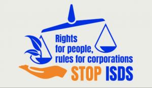 Pétition sur le mécanisme de règlement des différends entre investisseurs et États (ISDS) : lutte contre le pouvoir des multinationales en 2019