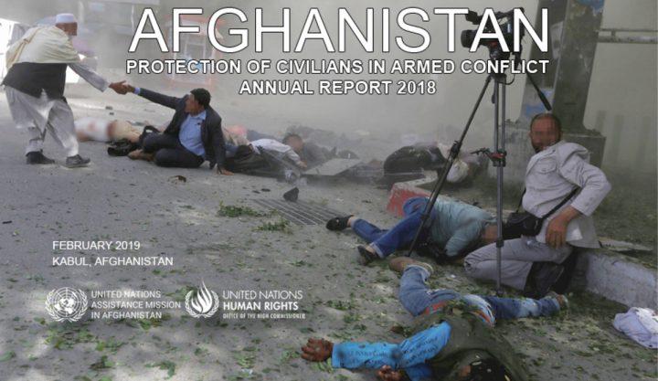 L'UNAMA denuncia la situazione in Afghanistan alla vigilia dei nuovi negoziati
