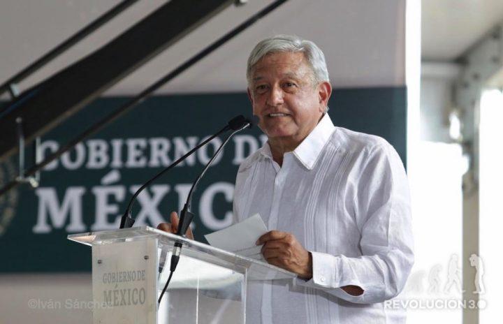 """""""Es momento de la reconciliación"""" AMLO en Michoacán"""