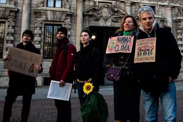 24 città italiane mobilitate questo #FridaysForFuture