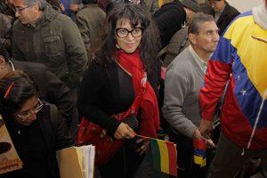 Destacan en Bolivia solidaridad internacional con Venezuela