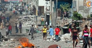 Camille Chalmers: En Haití, fuerzas populares y progresistas se levantan a luchar por la justicia