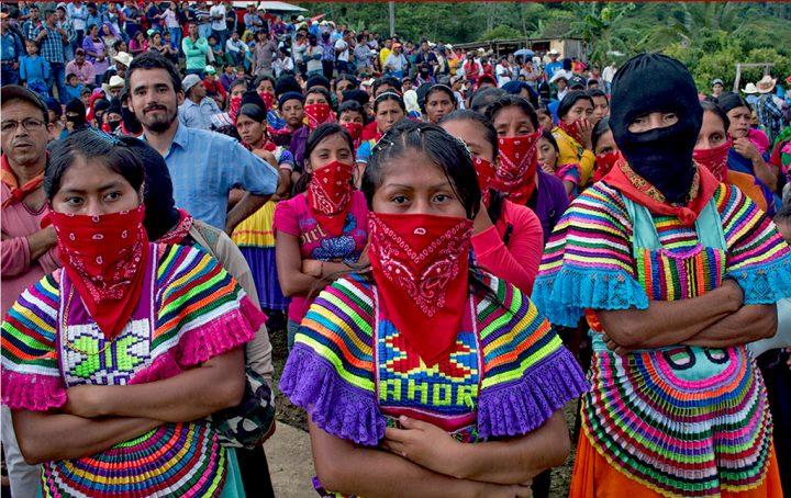 Cancelan zapatistas II Encuentro internacional de mujeres