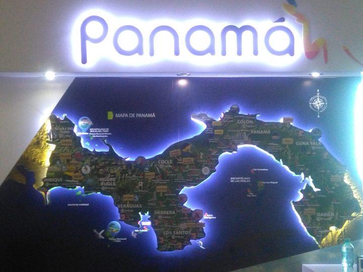 En route pour Caracas, un 'Panama paper'