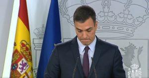 28 abril: Espanya convoca eleccions