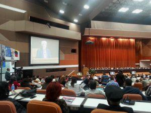 Por el Equilibrio del Mundo: a Cuba una rinnovata «battaglia delle idee»