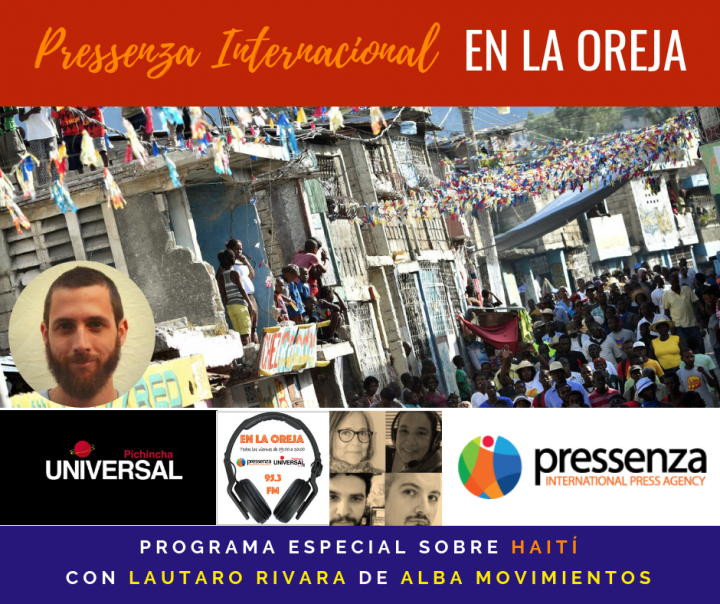 Pressenza Internacional En La Oreja 22/02/2019
