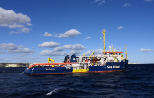 """Migranti, Guardia Costiera rileva """"non conformità"""" sulla Sea Watch 3"""