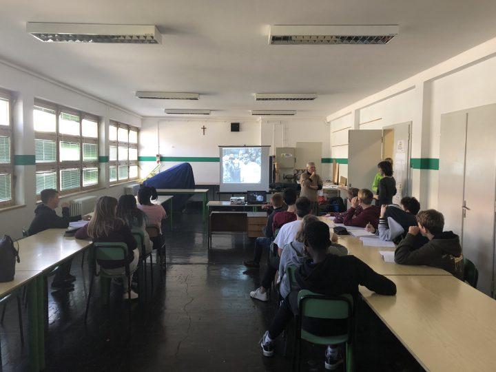 Trieste: justicia climática, seguridad y salud en las escuelas