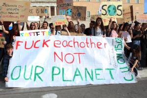 Παρασκευή 15 Μαρτίου: Παγκόσμια Σχολική Απεργία για το Κλίμα