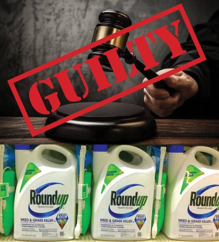 Απόφαση: Η Monsanto υπεύθυνη για πρόκληση καρκίνου θα πληρώσει αποζημίωση 80 εκατομμυρίων δολαρίων