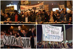 Nueva protesta en Montenegro demanda renuncia de autoridades