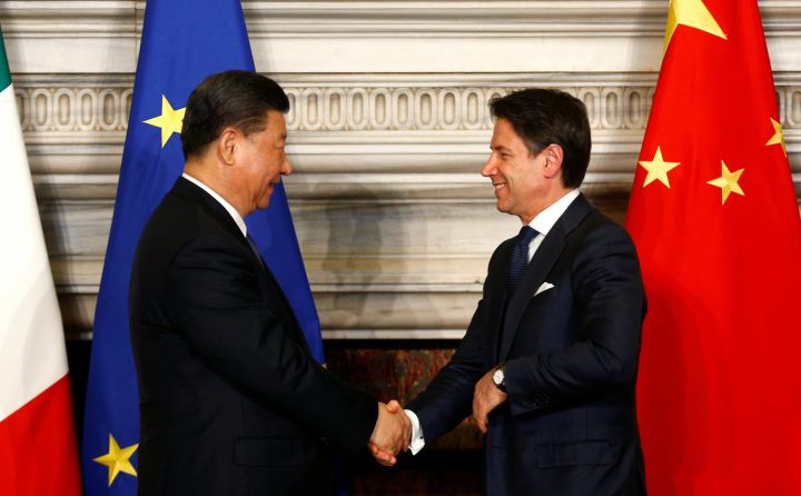 Conviene di più fare affari con la Cina o investire nel futuro ambientale dell'Italia?