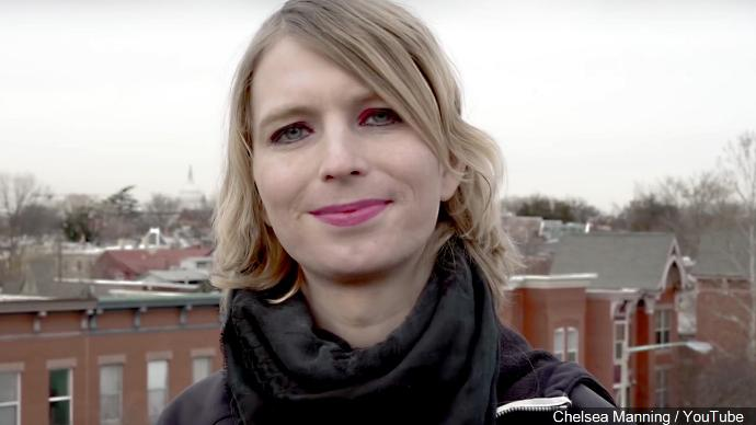 US government threatens to jail Chelsea Manning for refusing to testify against WikiLeaks