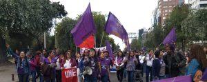 #8M en Quito