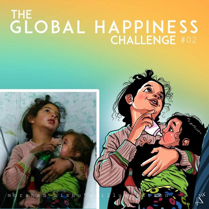 Ο Morshed Mishus και η Παγκόσμια Πρόκληση Ευτυχίας