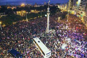 #8M Manifestación Día Internacional de la Mujer en A Coruña
