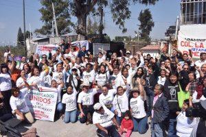 Damnificados Unidos logra reconstrucción de viviendas en Tláhuac