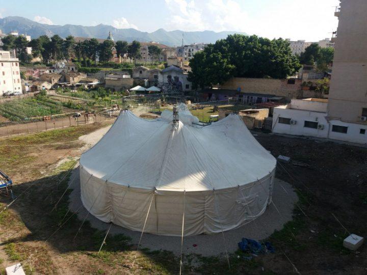 Palermo, il rione dimenticato rinasce dal circo e dall'arte