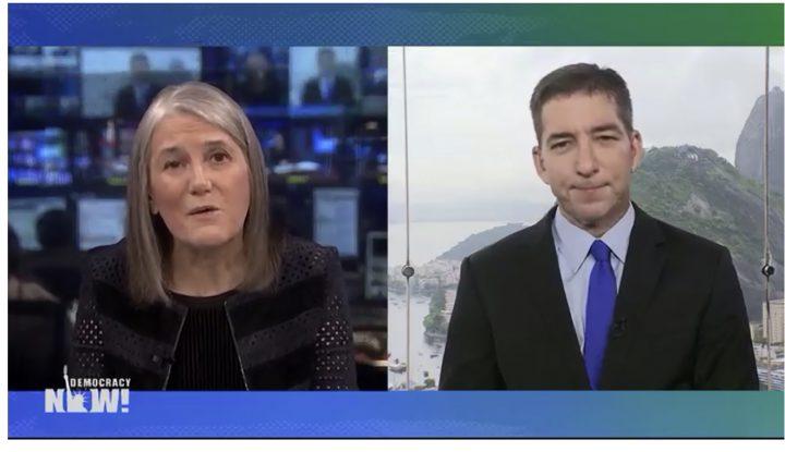 Glenn Greenwald: Chelsea Manning's Refusal to Testify Against WikiLeaks Will Help Save Press Freedom