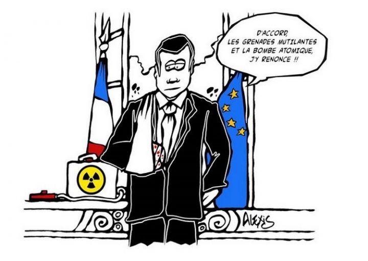 Gilets jaunes, citoyens, associatifs, députés, sénateurs… Nous devons empêcher le président Macron d'exercer une violence d'Etat illégitime