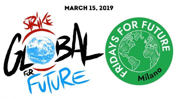 Adesione delle Associazioni alla manifestazione sul clima del 15 marzo