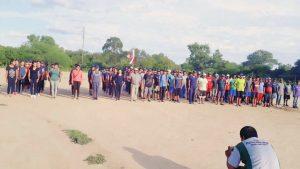 """Guardias indígenas en el Chaco: """"No queremos más ser silencio"""""""
