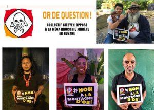 [Guyane] Victoire judiciaire pour les opposants à la Montagne d'or