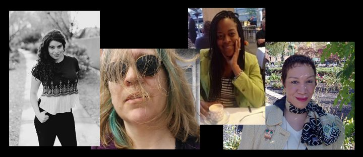 Conversation with Poets Commemorating International Women's Day