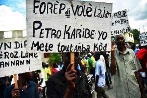Pour comprendre la révolte des Haïtiens