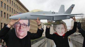 Deutliche Mehrheit der Deutschen gegen neue Atombomber