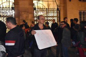 Face aux rumeurs racistes, rassemblement solidaire d'appui aux Rroms