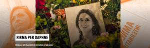 """""""Giustizia per Daphne Caruana Galizia"""": Amnesty Italia consegna oltre 45.000 firme all'ambasciatore di Malta"""