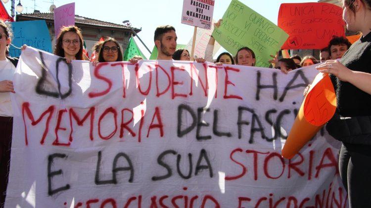 Studenti Liceo Cicognini