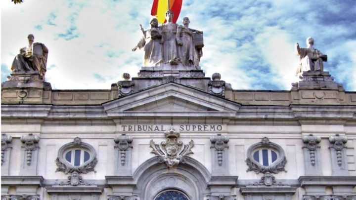 Tribunal Supremo Madrid