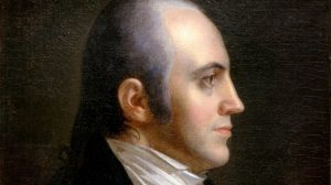 "The Roots of Russiagate in Aaron Burr's ""Treason"""