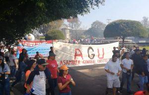Victoria popular en defensa del Agua en El Salvador
