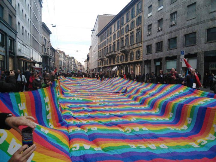 Da Milano un messaggio all'Italia